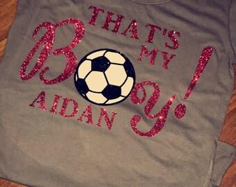 Soccer mom shirt. Soccer mom tshirt. Soccer shirt.