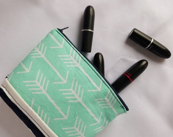 A Shot from the Bow Small Make Up Bag
