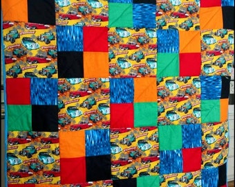 Toddler/Young Child Quilt (Made to Order)