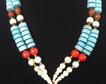 Necklace in Native colors