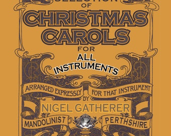 MiniBooks 1: Christmas Carols for All Instruments (Download)