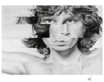 Print - Jim Morrison