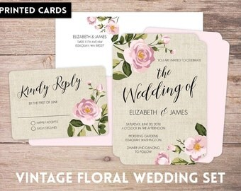 Wedding Invitations, Wedding Invitation, Personalized, Wedding Invites, RSVP  Card, RSVPu0027s,