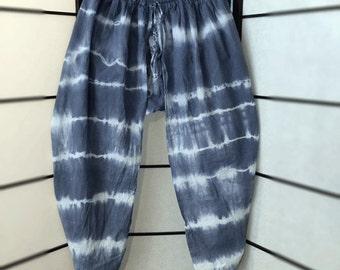 Yogees Signature Yoga Pant - Shibori Print