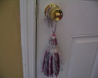 Door Knob Tassel Curtain Tassel  Home Decor Tassel Ornament Accent Collection #3