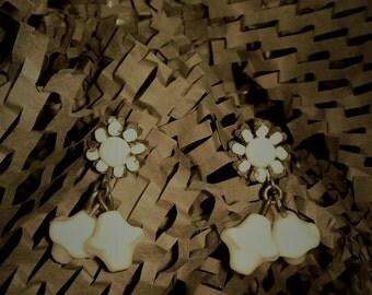 Mariam Haskell earrings