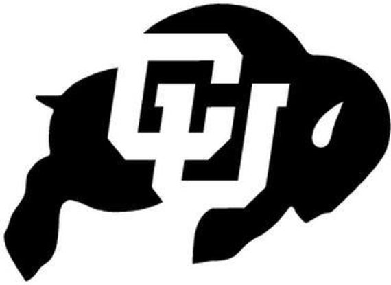Vinyl Decal Sticker -  Colorado Buffalos Decal for Windows, Cars, Laptops, Macbook, Yeti, Coolers, Mugs etc