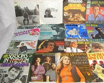 40 singles vinyl 70's hits for the jukebox
