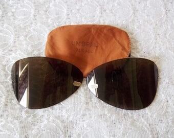 Vintage Umbral goggle lens German