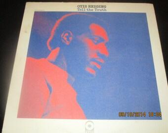Otis Redding NM vinyl - Tell the Truth - Vintage lp in NM  Condition.