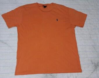 vintage POLO RALPH LAUREN t shirt small pony size L