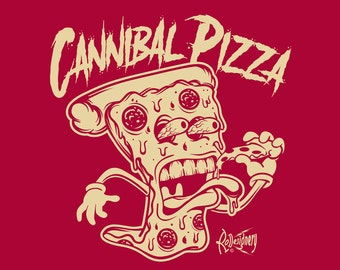 Cannibal Pizza