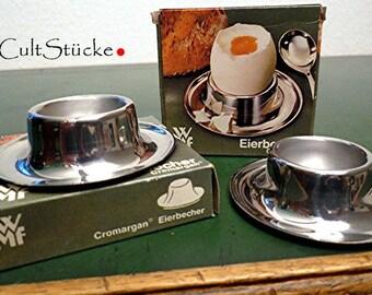 Vintage WMF Cromargan Eggcup