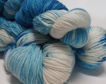 Nephelai - Hand Dyed Merino Wool - Sock Weight