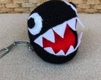 Super Mario Chain Chomp