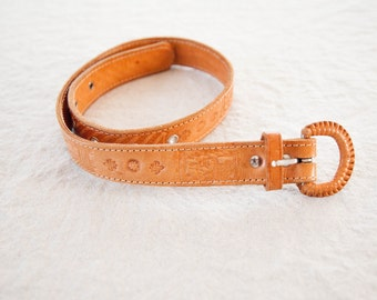 Vintage Leather Belt, Kids
