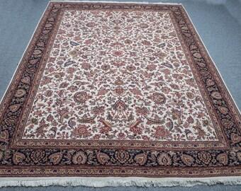 9.9′ X 13.3′ Persian Bidjar, hand-knotted oriental area rug