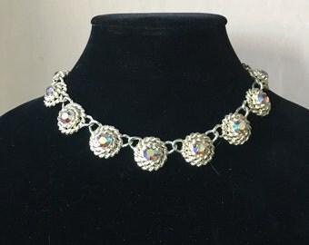 Coro Aurora Borealis Necklace