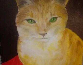 Customed Pet Portrait