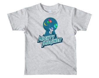 The Little Voice Mighty Imaginer Kids T-shirt