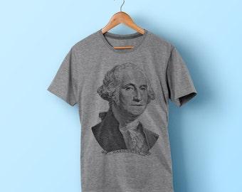 Vintage George Washington Shirt