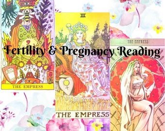Fertility & Pregnancy Tarot Reading