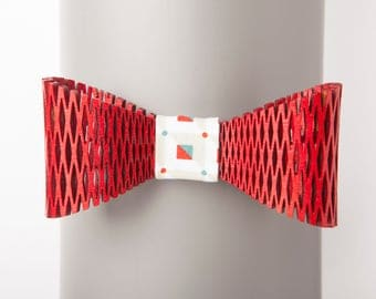Archipelagos Red Bow Tie