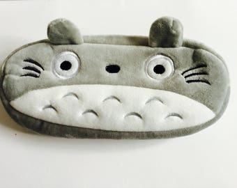 My neighbour totoro fluffy pencil case