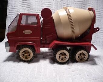 Tonka Metal Cement Mixer Truck 1965
