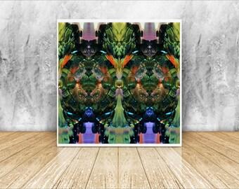 Shadow Land - 20X20CM Prints