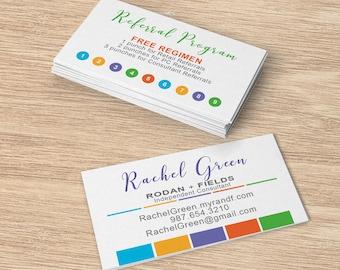 Rodan + Fields Business Card - Digital Download