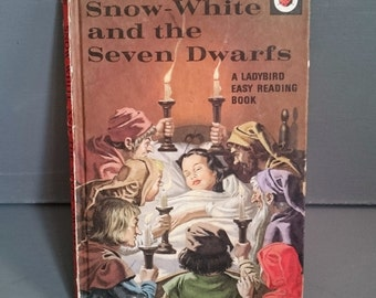 Ladybird 606D Snow White and the Seven Dwarfs