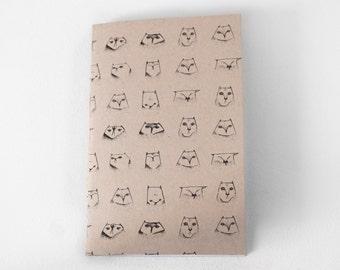 Notebook - Cat / journal, notebook, notebook, notebook, stationery