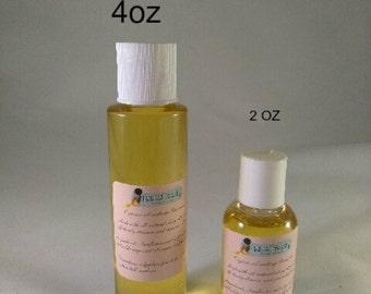 Organic Oil Make-Up Remover