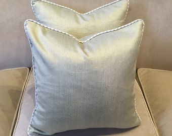 St Ives classic cloth covered cushion
