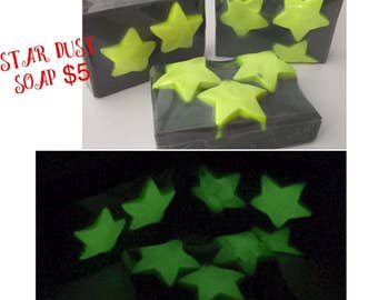 Star dust soap!
