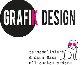benutzerdefiniertes Grafikdesign, Einladungen, Aufkleber, Flyer, Werbematerialen, Plakate, Visitenkarten
