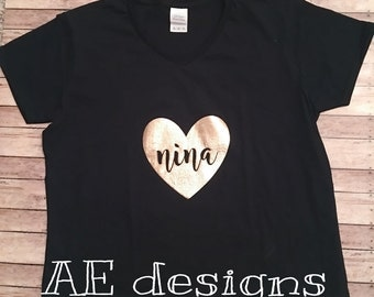 Adult custom shirt