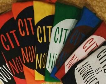 Citizen of Nowhere t-shirt
