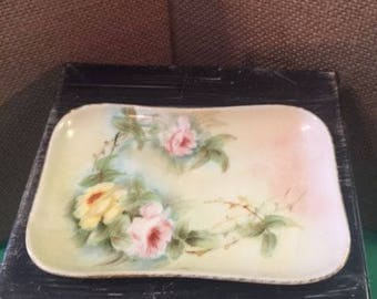 Limoges small rectangle dish