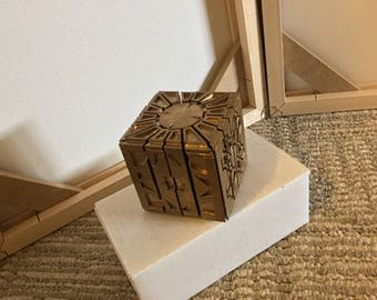 Hellraser Puzzle Box Prop