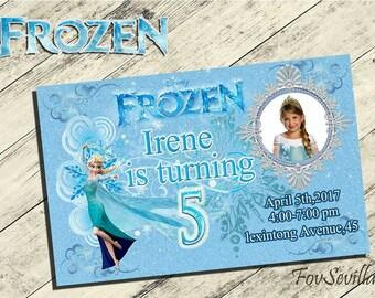 frozen invitation,invitation printable frozen,invitaciones de cumpleaños frozen, bithday invitations,invitaciones frozen,invitations frozen