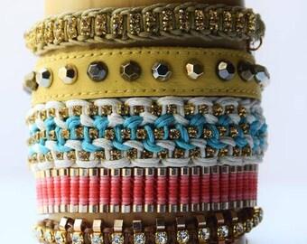 Charm (set of 5 Bracelets)