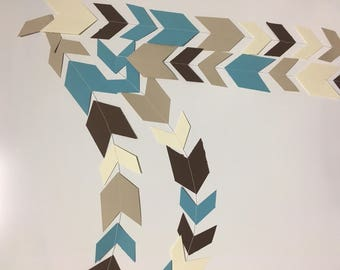 Arrow head garland