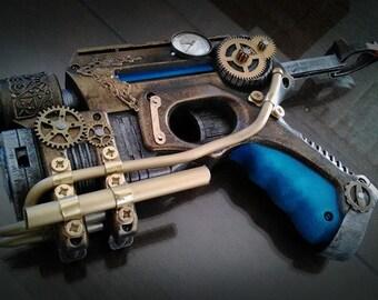Steampunk gun typeB pistola