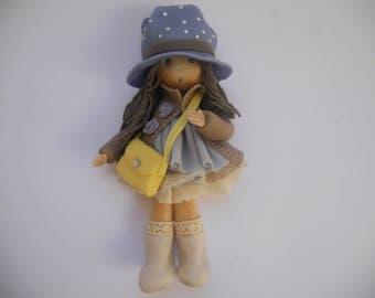 HANNA doll
