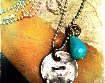 Live your {dash} necklace