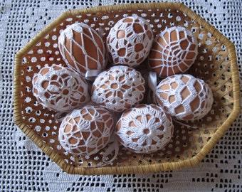 Crochet Easter Egg Cover