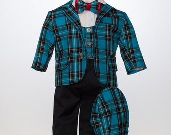 Baby boy Christening suit