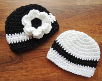 Cozy Crochet Flower Hat